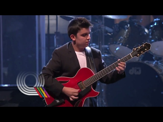 Andreas Varady - Quincyology - 47th Montreux Jazz Festival