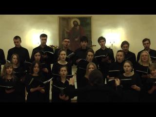 Хор под управлением Веры Сласной, А.Гречанинов Missa Festiva