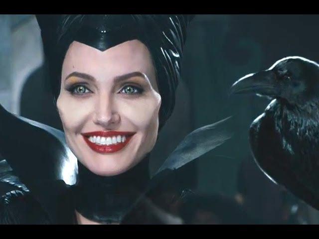 Малефисента (Maleficent) — Русский трейлер (HD) Анджелина Джоли