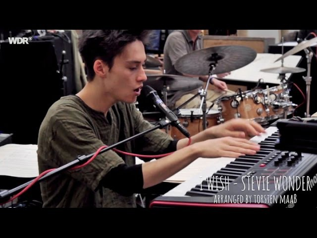 WDR Big Band feat Jacob Collier I wish Rehearsal WDR
