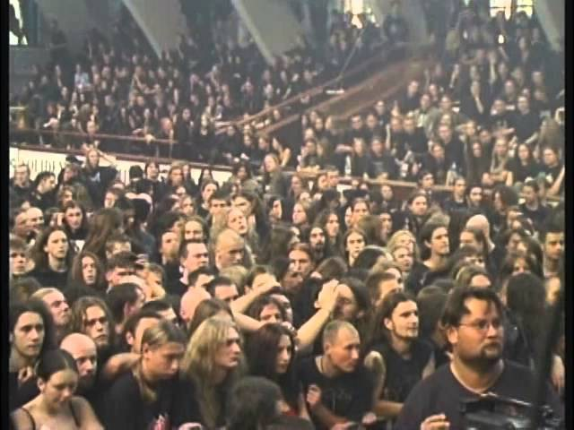 Behemoth Mother Khaoz on Stage ( Live at Mystic Festival 2001) full concert