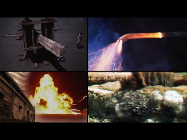 Древние открытия Горные машины древности History Channel HD