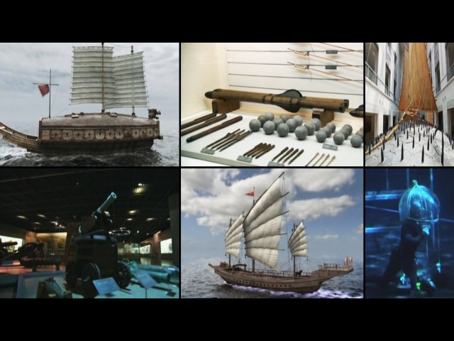 Древние открытия История древних морских технологий History Channel HD