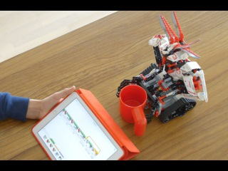 Мобильная среда LEGO® MINDSTORMS® EV3 - Introducing 'EV3 Programmer' App for Tablets