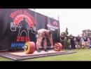 Едди Хол ставит рекорд в становой 463 kg [720p]