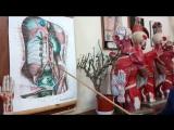 Видео-урок по анатомии. Артерии человека