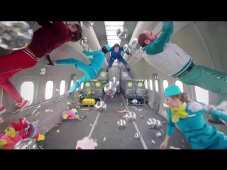 Музыка из рекламы S7 Airlines - OK Go - Upside down & Inside Out (2016)