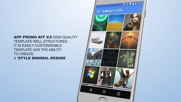 app promo kit v 2 by glukoff videohive