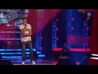 Yassine - Opposite of Adults - The Voice Kids Germany (Blind Auditions 1) 5.2.2016