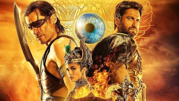 Алекс Пройас ответил на критику «Богов Египта».