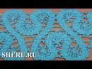 Crochet Lace of the Buges Tutorial 19 Part 1 of 2 Кайма или лента в технике брюггского кружева