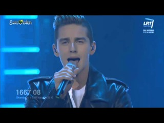 Donny Montell - I've Been Waiting For This Night (Live @ Show Eurovizijos 2016)