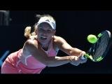 Caroline Wozniacki vs Yulia Putintseva Highlights ᴴᴰ Australian Open 2016