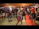 Peter Aerts THE LUMBERJACK Seminar at Siam gym, Belgium.
