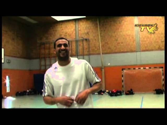 Badr Hari seminar part 5 7 Kickboxing