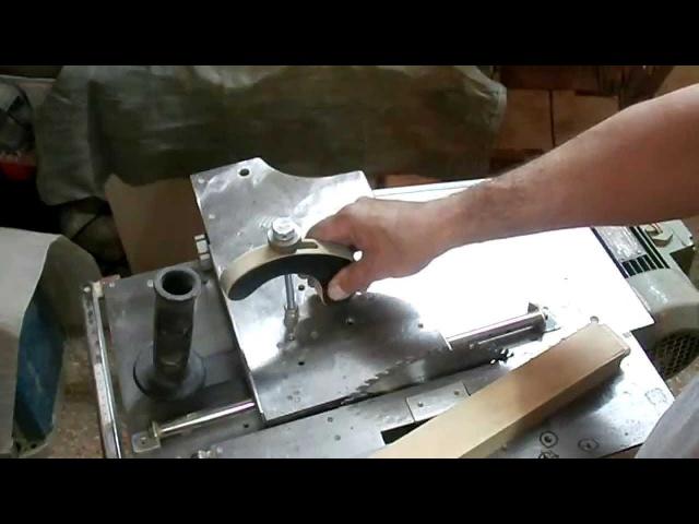 Самодельная струбцина. Часть 1. Homemade clamp. Part 1.