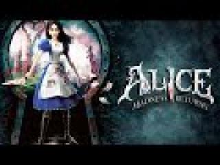 Возвращение в Страну Чудес - Alice: Madness Returns прохождение. #1