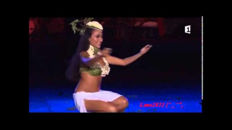 Lauréate Meilleure Danseuse Heiva 2014 (Asia H) de Tamariki Poerani