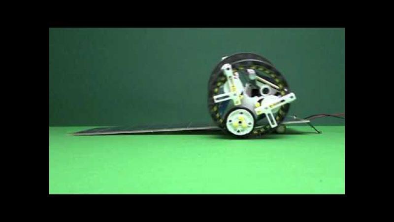 Робот - Конструктор на солнечных батареях