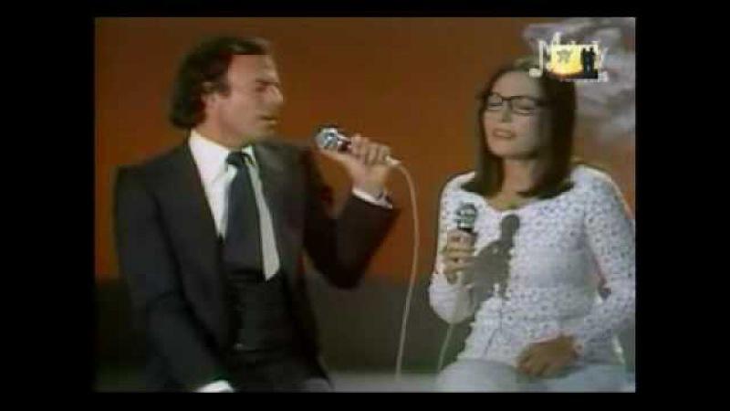 Julio Iglesias Nana Mouskouri - La Paloma