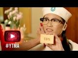 Martin Garrix feat. Usher - 'Don't Look Down' (Towel Girl) Official Music Video YTMAs