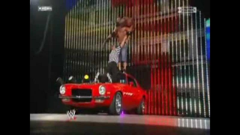 John Cena vs Batista I Quit Match WWE Championship Over the Limit 2010 Highlights