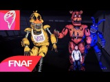[SFM FNAF] FIVE NIGHTS AT FREDDY'S 4 SONG (TONIGHT WE'RE NOT ALONE) FNAF 4 Music Video