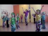 Современный танец детей  стиле