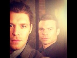 "Джозеф Морган - За кадром - Видео из инстаграм ""Promotional video ;) Tonight 9pm on the CW. #theOriginals"""