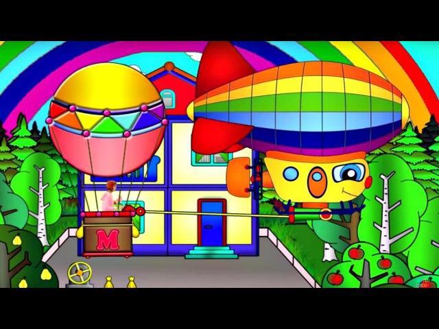Çocuklar için eğlenceli film - Maria zor durumda Ona yardım edelim