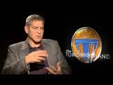 Клуни рассказывает о новом фильме, жене и вопросу Геноцида армян