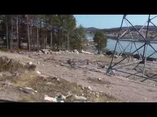 Зеленоборский и окрестности\Zelenoborskiy village, Murmansk region