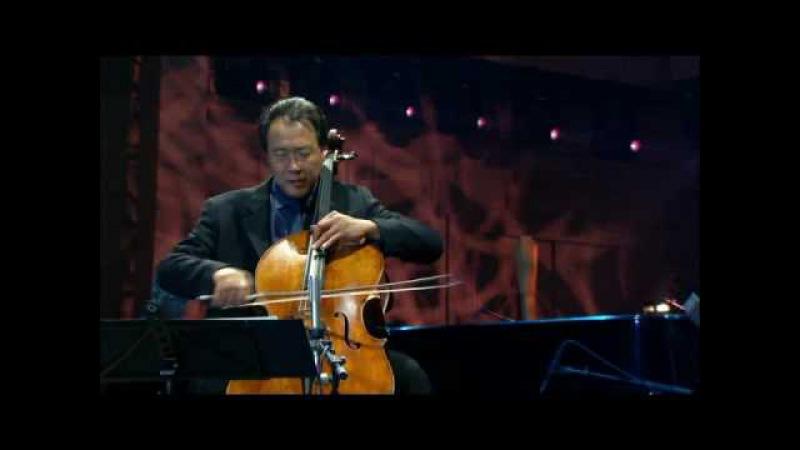 Cinema Paradiso - Yo-Yo Ma and Chris Botti
