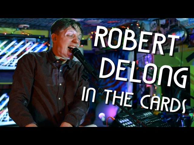 ROBERT DELONG - In The Cards Medley (Live at JITV HQ in Los Angeles, CA) JAMINTHEVAN