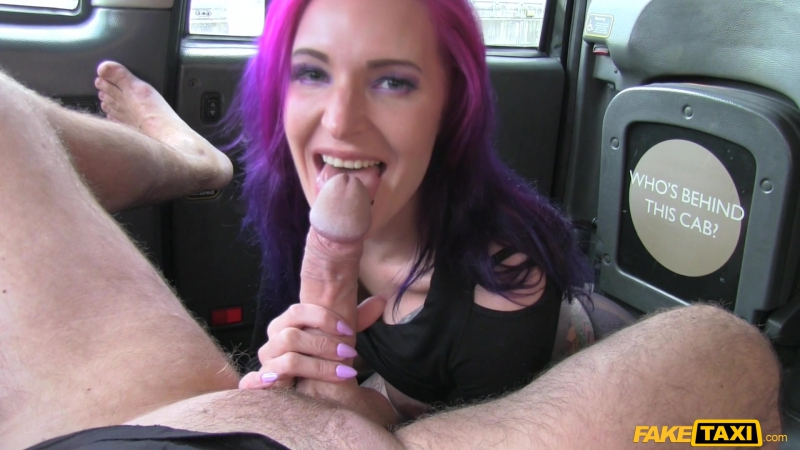 HD FakeTaxi E314 – Filth hot goth loves anal fucking