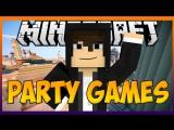 ОПЯТЬ ПЕРВЫЙ! - Party Games Minecraft #7