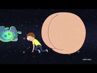 Moonmen Music Video (Complete) feat. Fart and Morty - Rick and Morty - Adult Swim
