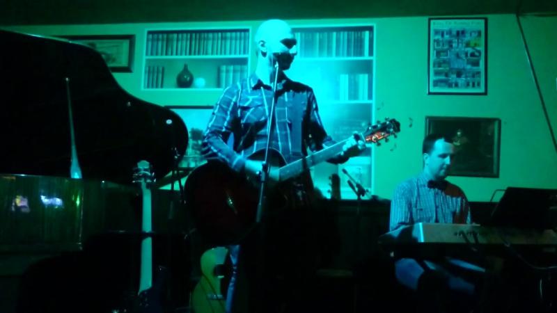 Акустическое трио «МегаГерцен». Концерт 6 марта 2016 года