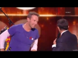 Coldplay - Adventure of a Lifetime (Live at NRJ Music Awards 7.11.2015)