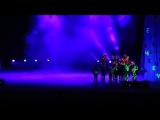 Театр танца Индиго, г. Пенза. ДЫХАНИЕ ЖИЗНИ, постановщик - Светлана Тюлюкина