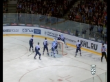 Обзор первого периода матча, Металлург Магнитогорск - Сибирь 2-0