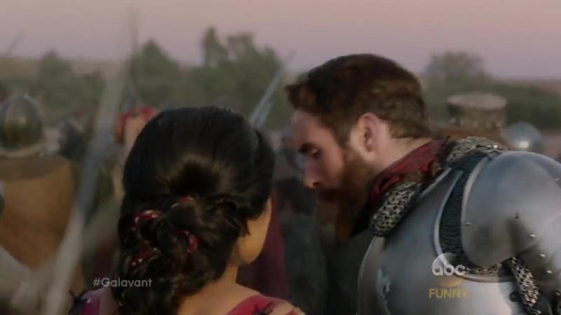 Галавант - 2 сезон 9-10 серии Промо Battle of the Three Armies, The One True King (To Unite Them All)