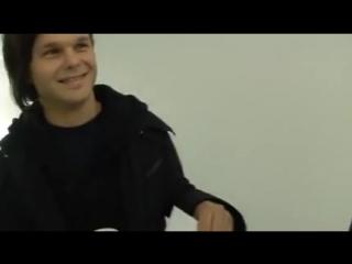 The Rasmus - Lauri Ylönen try to speak different languages at Ylex