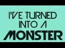 Imagine Dragons - Monster Lyrics