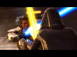"""STAR WARS: The Old Republic – Knights of the Fallen Empire – """"Become the Outlander"""" Gameplay Trailer"""