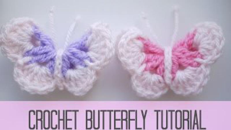 CROCHET Butterfly | Bella Coco