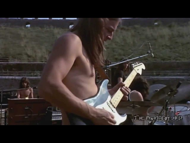 Pink Floyd - Echoes [Live at Pompei (Directors Cut)] HD