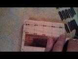 Самодельный станок для плетения браслетов из резиночек ЧАСТЬ I
