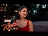 Vanessa Hudgens on Doing Grease Live