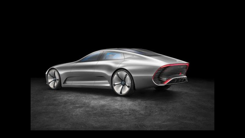 Manufacturer video - Mercedes-Benz IAA concept revealed